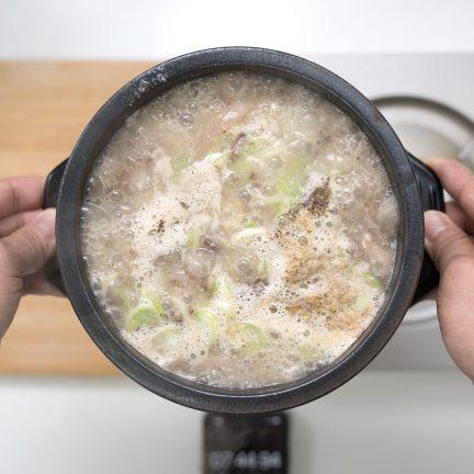 7분 순대국밥
