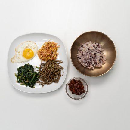 약고추장 비빔밥