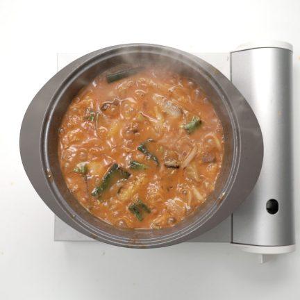 리얼 돼지 김치 찌개